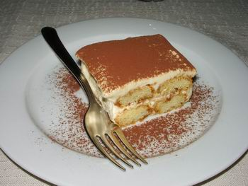 Tiramisu. Catering, drinks, food, beverages, sailing, trips, weddings, location
